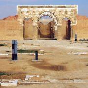 Wüsten-Juwel:Jordanien hat islamischen Palast wieder (Foto)