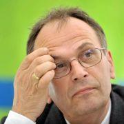 Ex-SPD-Ministerpräsident Höppner gestorben (Foto)