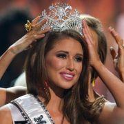 24-jährige Nia Sanchez aus Nevada ist neue Miss USA = (Foto)