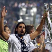 Ancelotti:Khedira spielt weiter für Real Madrid (Foto)
