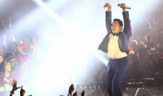 «Gangnam Style»-Star Psy mit neuem Song (Foto)