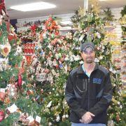 Jeden Tag Weihnachten in North Pole, Alaska (Foto)