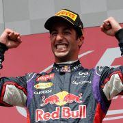 Weckruf für Mercedes - Dauergrinser Ricciardo: «Surreal» (Foto)