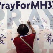 MH370-Angehörige fürchten Verschwörung: Spenden für Tipps (Foto)