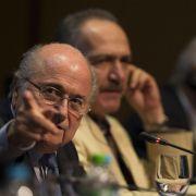 FIFA: Keine Entscheidung über Amtszeitbeschränkung (Foto)