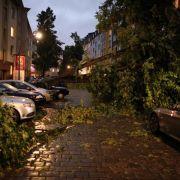 Mehrere Tote bei schweren Unwettern in Nordrhein-Westfalen (Foto)