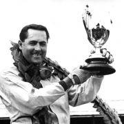 Siegerpokal inMelbourne wird nach Jack Brabham benannt (Foto)