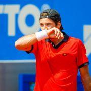 Wieder die Schulter - Sorgen um Haas vor Wimbledon (Foto)