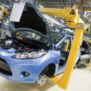 Ford baut Fiesta weiter in Köln - Zugeständnisse der Belegschaft (Foto)