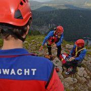 Bergwacht: Unglücksrisiko im Schwarzwald wird unterschätzt (Foto)