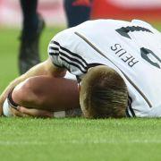 Neue Diagnose:Rund drei Monate Pause für Reus (Foto)