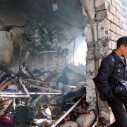 Iraks Regierung entgleitet die Macht (Foto)