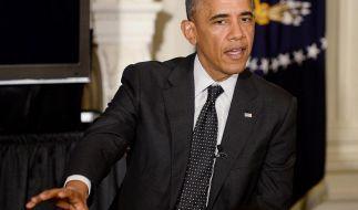 Nach erneuter Schulschießerei: Obama frustriert über lasche Gesetze (Foto)