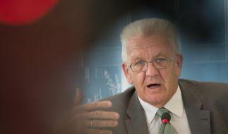 Kretschmann fordert substanziellen Anteil der Länder am «Soli» (Foto)