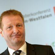Innenminister beraten über Flüchtlinge, Handy-Klau und Hooligans (Foto)