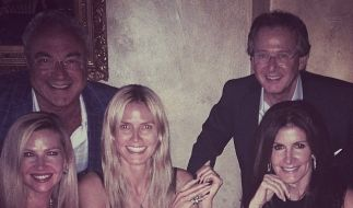 Heidi Klum zeigt sich ungeschminkt. (Foto)