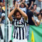 Pirlo verlängert Vertrag bei Juve (Foto)