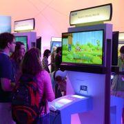Nintendo wirbt mit neuen Spielen für seine Konsole Wii U (Foto)