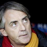 Mancini nicht mehr Galatasaray-Trainer (Foto)