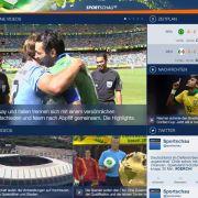 App-Charts: Das WM-Fieber steigt (Foto)