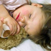 Kleine Kinder sehen im Traum keine bewegten Bilder (Foto)