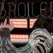 Broiler oder Brathähnchen? - Sprache nach dem Mauerfall (Foto)
