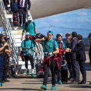 Ronaldo fit, Portugiesen in Brasilien: «Wir sind gut vorbereitet» (Foto)
