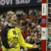 Handball-Frauen fahren zur Europameisterschaft (Foto)