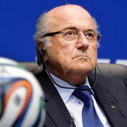 Blatter will FIFA-Chef bleiben (Foto)