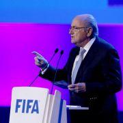 Konflikt zwischen FIFA und UEFA birgt Brisanz (Foto)