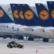 Frankfurter Flughafen brummt im Mai (Foto)