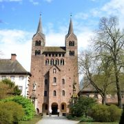 Kloster Corvey vor der Welterbe-Entscheidung der Unesco (Foto)