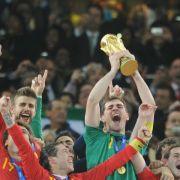 Der WM-Fluch: Seit 52 Jahren keine Titelverteidigung (Foto)