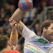 Weltmeister Canellas wechselt vom HSV nach Kiel (Foto)