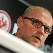Eintracht-Trainer Schaaf stellt Qualitätsverlust fest (Foto)