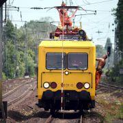 Bahnverkehr normalisiert sich nach Unwetter langsam (Foto)