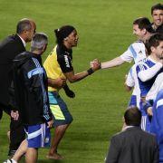 Ehrenrunde vor dem WM-Auftakt: Argentinien ist bereit (Foto)