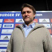 Beiersdorfer stellt HSV und Slomka auf den Prüfstand (Foto)