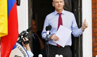 Held oder Verbrecher? Assange sitzt seit zwei Jahren fest (Foto)