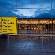 Neue Korruptionsvorwürfe am Hauptstadtflughafen (Foto)