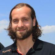 Handballer gehen optimistisch in Polen-Spiel (Foto)