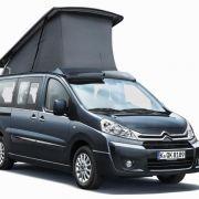 Citroën und Westfalia schicken den Jumpy auf Reisen (Foto)