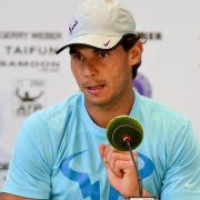 Frühes Aus für Nadal in Halle - Niederlage gegen Brown (Foto)