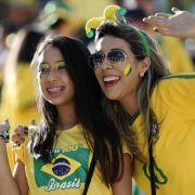 WM-Eröffnungsshow in São Paulo hat begonnen (Foto)