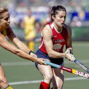Hockey-WM: Damen-Finale Australien gegen Niederlande (Foto)