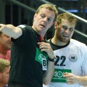Gekommen, um zu Bleiben: Kraus will mit zur Handball-WM (Foto)