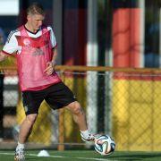Schweinsteiger nur noch «Spezialkraft» im DFB-Team (Foto)
