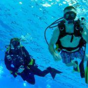 Fit in die Unterwasserwelt - Gesundheitscheck für Taucher (Foto)