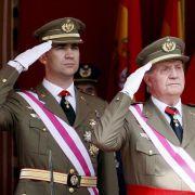 Felipe VI. - Krönung ohne großen Pomp in Spanien (Foto)