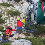 Transport von Höhlenforscher steht unmittelbar bevor (Foto)